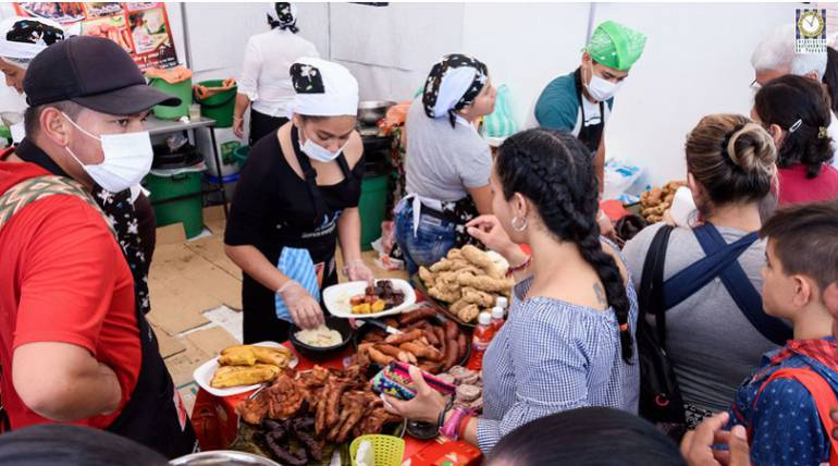 Lo Más Caracol: Decimosexto Congreso Gastronómico de Popayán