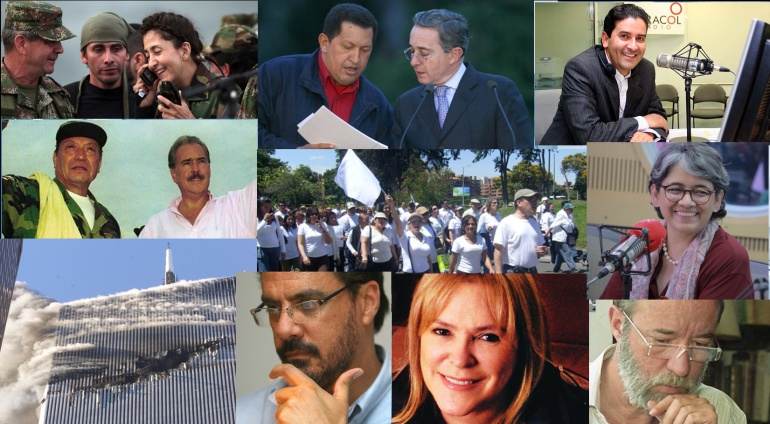 La Opinión en Colombia, Caracol 70 años: 1998 – 2008 Columnas de investigación