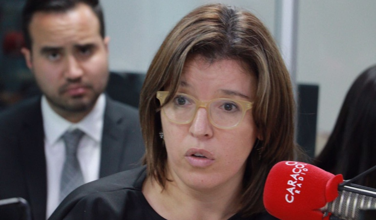 "Sandra Borda confiesa que consume drogas: ""Me considero consumidora recreativa"": Sandra Borda"