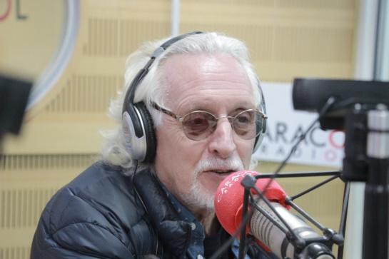 Nito Mestre sorprendió con su presentación en Bogotá