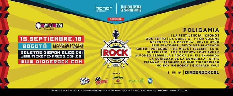 Lo Más Caracol: El día dedicado a los rockeros, el día de Rock Colombia 2