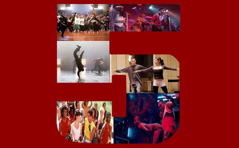 Top 5 de películas sobre baile urbano: Top 5 de películas sobre baile urbano