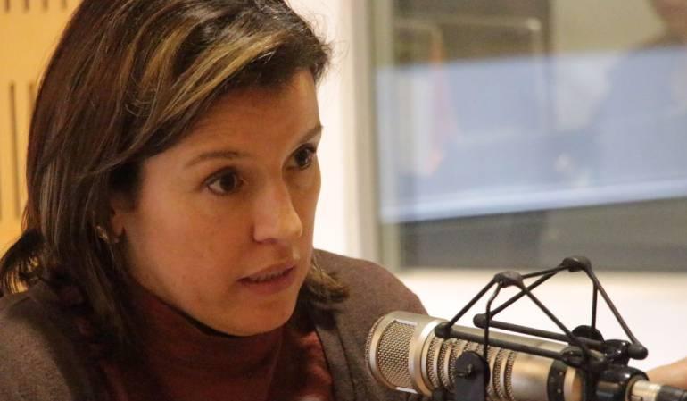 HORA 20: El derecho a la intimidad tiene que ser respetado: Sandra Borda