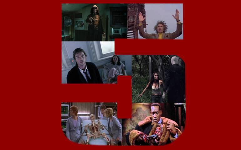 Top 5 de los hombres del terror en el cine: Top 5 de los hombres del terror en el cine