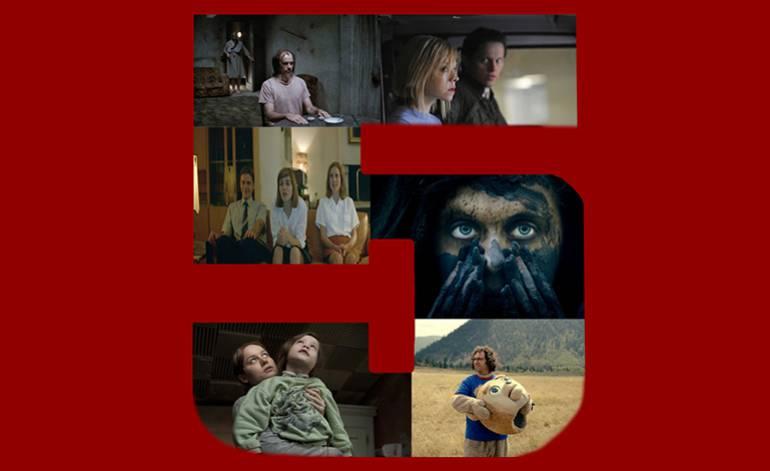 Top 5 de películas sobre menores en cautiverio: Top 5 de películas sobre menores en cautiverio, aislados del mundo