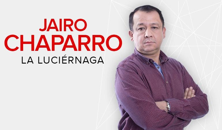 Chaparro debuta en los micrófonos de La Luci: Chaparro debuta en los micrófonos de La Luci