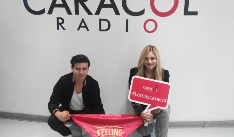 """Lo Más Caracol: El Feeling llega desde Estados Unidos a contagiar con """"Parrapa"""""""