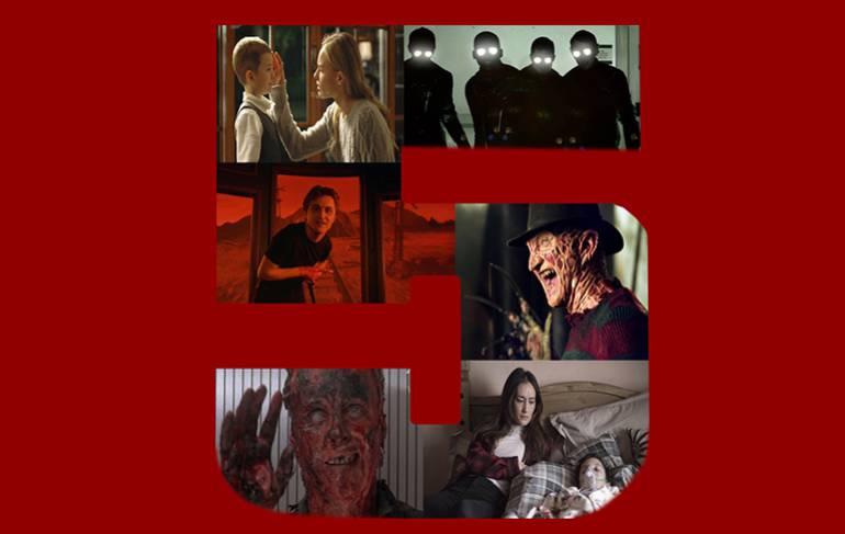Top 5 de películas sobre pesadillas: Top 5 de películas sobre pesadillas