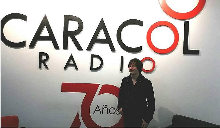 """Lo Más Caracol: Nahuel Pennisi canta con los ojos del alma su álbum """"Feliz"""""""