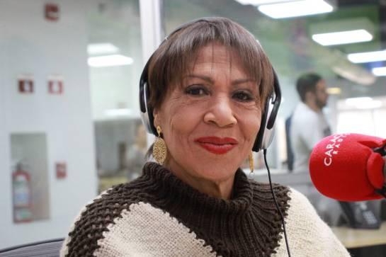 Felices 50 años de carrera artística Doris Salas