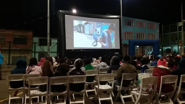 Lo Más Caracol: Regresa el cine de barrio, Ojo al Sancocho 2018
