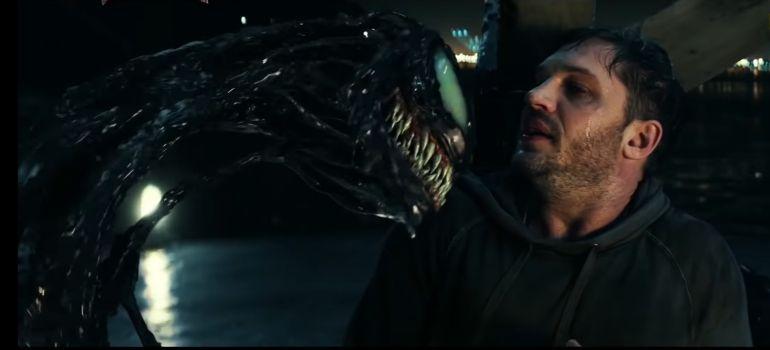 Venom: Venom, un largometraje atrasado para su tiempo
