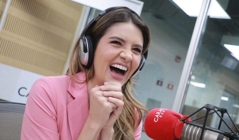 """Mariana Gómez acrtiz: """"Nos encanta ponerle banda sonora a la vida"""": Mariana Gómez"""