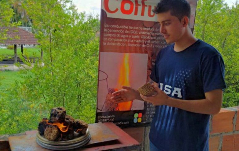 Café: La cascarilla de café, ahora usada como combustible