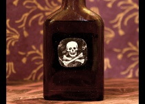 Así es el cianuro, una sustancia letal si no hay inmediato antídoto