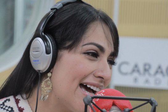 Mónica Rivas proveniente de Guadalajara.