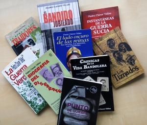 Crónicas sobre Colombia: Una cita con la crónica: Pedro Claver Téllez