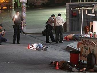 Más de 5.000 asesinatos en México en lo que va de año
