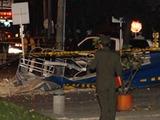 Dos muertos dejó la explosión de un petardo en el norte de Bogotá