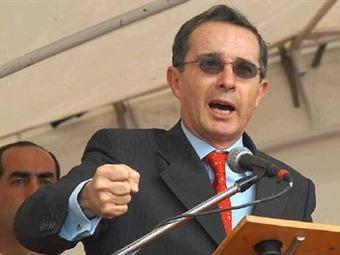 Le piden a Uribe su segunda reelección inmediata