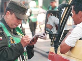 Habrá amnistía para morosos por comparendos de tránsito