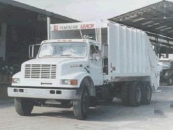 Los carros de basura pasarán un día más a la semana, para recoger material reciclable