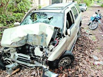 Murió en accidente de transito en El Salvador el futbolista  colombiano Alexander Obregón