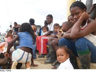 ACNUR: Colombia tiene 3 millones de desplazados