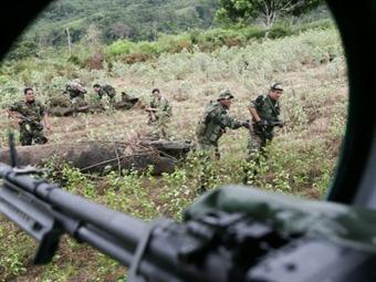 Siete policías muertos y dos heridos deja emboscada en el Cauca