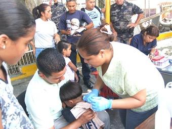 Mañana gran Jornada de Vacunación a nivel nacional