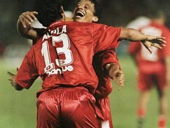 Antony de Avila marca gol y salva al América de derrota en el fútbol colombiano