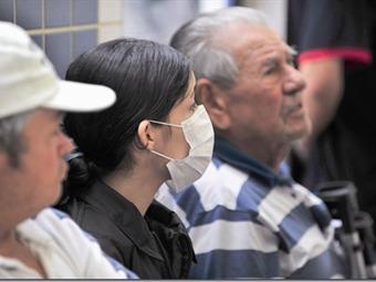 A 91 aumentan muertes por AH1N1 en Colombia