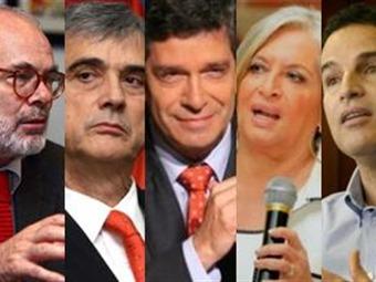 Con reservas, ex precandidatos liberales ofrecen su respaldo al aspirante presidencial Rafael Pardo