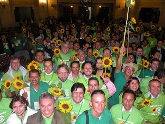 Se creó el Partido Verde, con Garzón, Mockus y Peñalosa