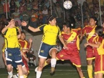 Formas Intimas de Colombia gana en Copa Libertadores
