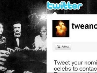 Twitter mediará en encuentro paranormal con famosos muertos en Halloween