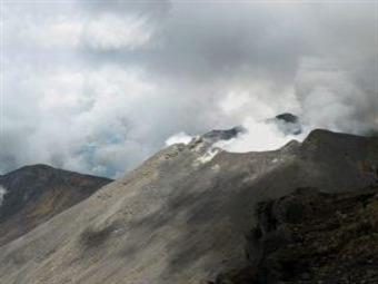 Persiste riesgo de una erupción del Volcán Galeras