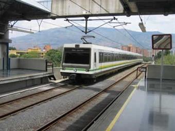 El Metro de Medellín cuenta con 12 nuevos trenes