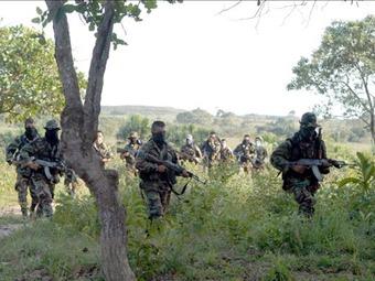Bandas paramilitares se apoderan de los hogares y bienes de los desplazados