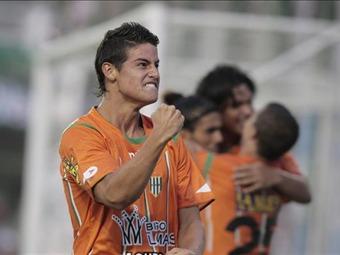 Rechazan oferta de 5 millones de euros por James Rodríguez