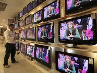 Como pan caliente se están vendiendo televisores