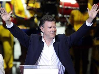 Juan Manuel Santos: El reloj de la historia marca una nueva hora
