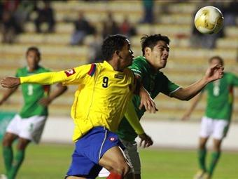 Colombia empató 1-1 con Bolivia en amistoso en La Paz