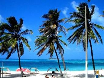 Frente frio genera fuertes ráfagas de viento en el archipiélago de San Andrés y Providencia