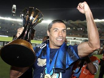 Iván Ramiro Córdoba gana el Mundial de Clubes con el Inter de Milán