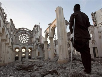 Sismo en Haití dejó 316 mil muertos