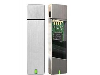 Memoria USB que puede ser destruida remotamente