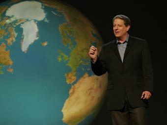 "Al Gore estará en Bogotá para ""Pensar en verde"""