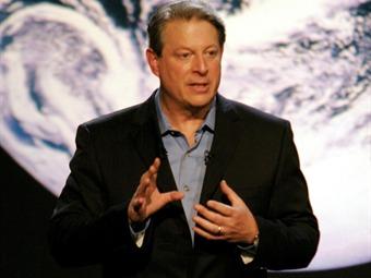 Colombia puede ser líder en la lucha contra el cambio climático: Al Gore
