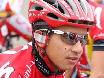 Robinson Chalapud finaliza sexto en Premio Miguel Indurain de Ciclismo